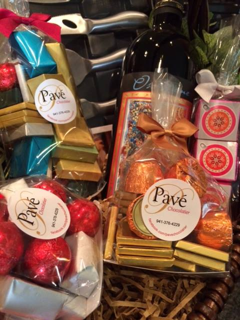 Pave Gift Baskets